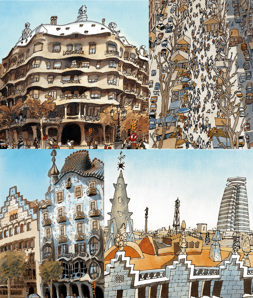 BCN-collage