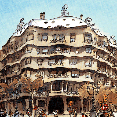 la-pedrera